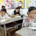 Lớp dạy vẽ thiếu nhi K10 3