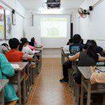 Lớp dạy vẽ thiếu nhi K10 30