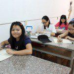 Lớp dạy vẽ thiếu nhi K10 4