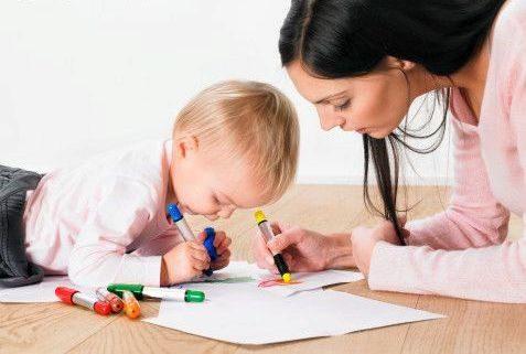 Người lớn có thể thấy hiểu trẻ con thông qua tranh vẽ 1