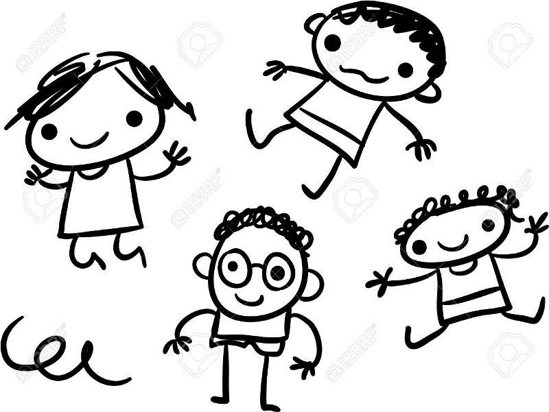 Người lớn có thể thấy hiểu trẻ con thông qua tranh vẽ