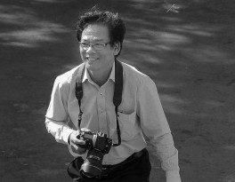 Nhiếp ảnh gia Huỳnh Đức Nam