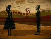 Blind Vaysha – Sự kỳ diệu từ những bức tranh được khắc bằng tay