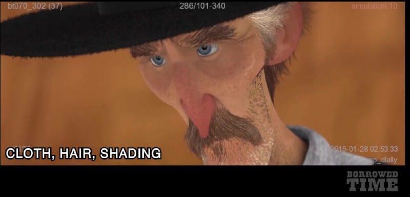 Phim hoạt hình ngắn Borrowed Time 4