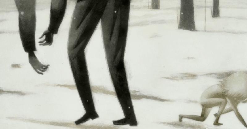 Phim hoạt hình ngắn Feral 9