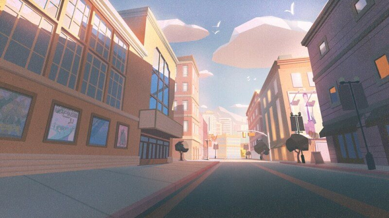 Phim hoạt hình ngắn Pearl 8
