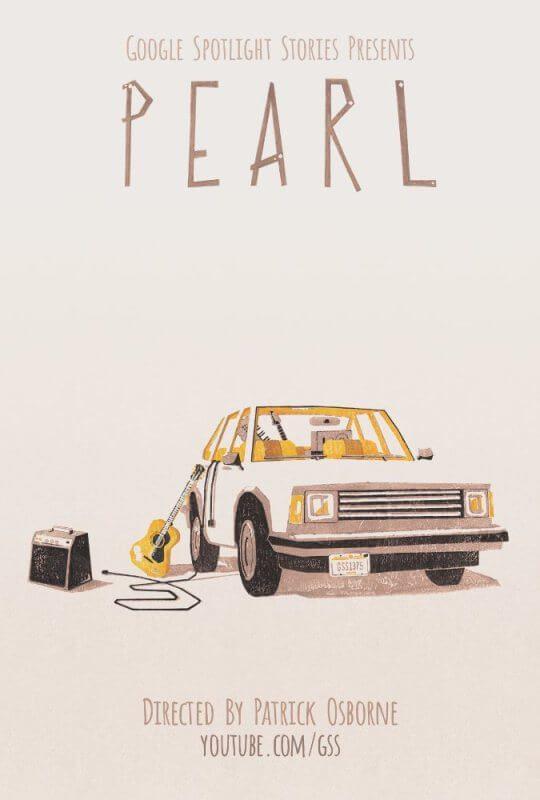Phim hoạt hình ngắn Pearl