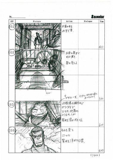 Phim hoạt hình Possessions 1