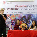 Talkshow Digital Painting Xu hướng và cơ hội nghề nghiệp 16