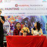 Talkshow Digital Painting Xu hướng và cơ hội nghề nghiệp 17