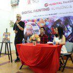 Talkshow Digital Painting Xu hướng và cơ hội nghề nghiệp 19