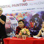 Talkshow Digital Painting Xu hướng và cơ hội nghề nghiệp 21