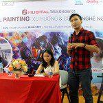 Talkshow Digital Painting Xu hướng và cơ hội nghề nghiệp 27