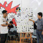Tổng kết Lớp vẽ truyện tranh cấp tốc K04 48