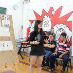 Tổng kết Lớp vẽ truyện tranh cấp tốc K04 53