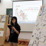 Tổng kết Lớp vẽ truyện tranh cấp tốc K04 55