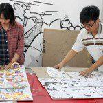 Tổng kết Lớp vẽ truyện tranh cấp tốc K04 9