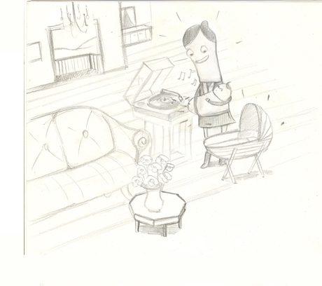 A-Single-Life-sketch-2