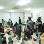 Học viên Comic Media Academy tham quan công ty Sao Sáng