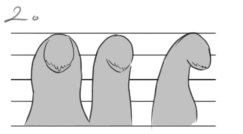 Sáng tác phim hoạt hình Thanh Trang - nhân vật 3