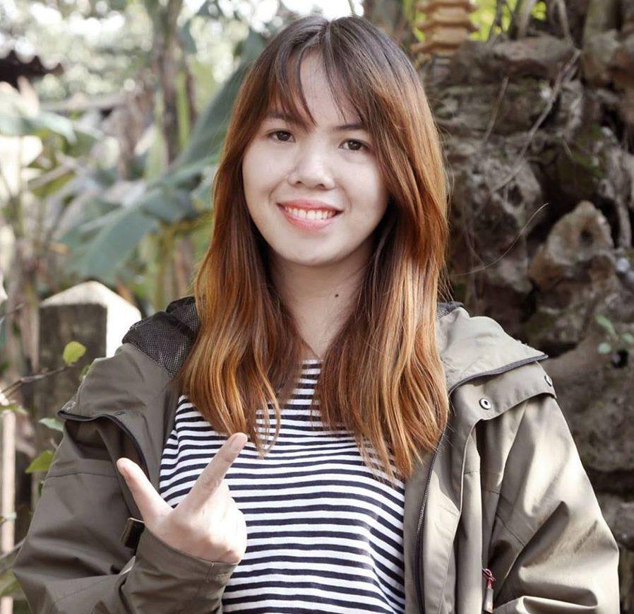 Biên kịch trẻ Võ Thị Hoàng Yến