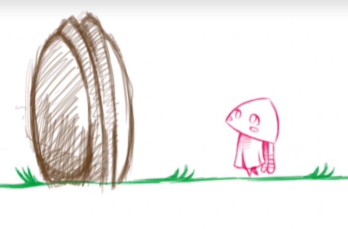 Bài sáng tác Hoạt hình 2D – Nguyễn Hồng Quân