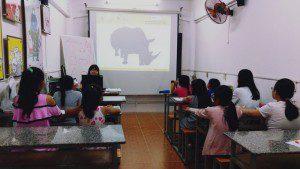 lớp học vẽ manga cơ bản K14