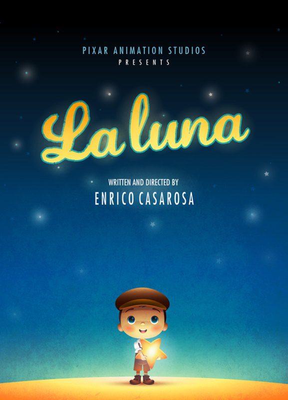 Phim hoạt hình ngắn La Luna 5