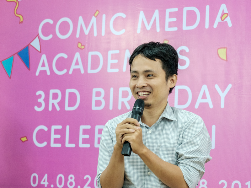 comic-media-academy-3rd-birthday-celebration-19