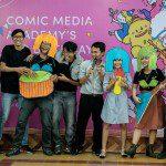 Comic Media Academy 3rd Birthday Celebration