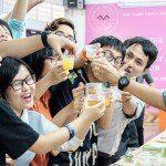 Comic Media Academy 3rd birhtday celebration