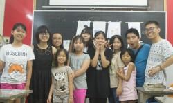 Tổng kết lớp dạy vẽ Manga/Comics Nâng cao 4