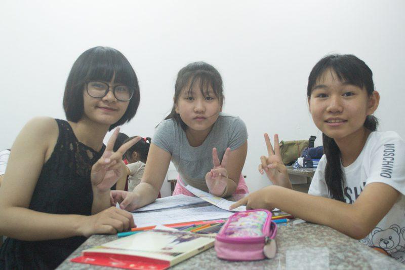 Tổng kết lớp dạy vẽ Manga nâng cao 4