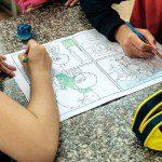 Tổng kế lớp học vẽ manga cơ bản 3