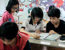 Tổng kế lớp học vẽ manga cơ bản 4