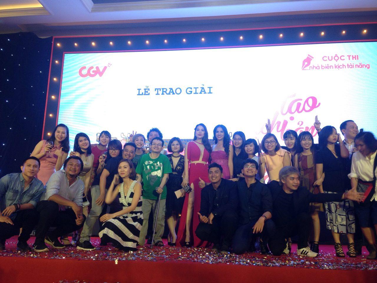 Học viên Võ Thị Hoàng Yến đoạt giải bạc cuộc thi nhà biên kịch tài năng