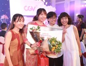 Học viên Võ Thị Hoàng Yến xuất sắc đoạt giải Bạc cuộc Thi Nhà Biên kịch tài năng