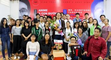 [Hình ảnh] Hội thảo Anime & Con đường tiến ra thế giới