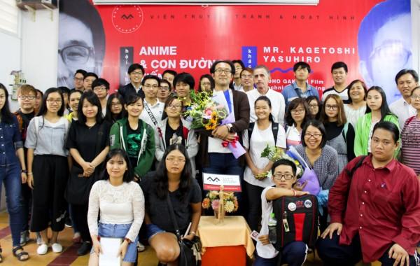 [Hình ảnh & Clip] Hội thảo Anime & Con đường tiến ra thế giới