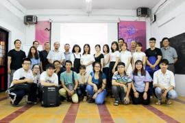 [Hình ảnh & Clip] Khai giảng Lớp Nghệ Thuật Kịch Bản K02 và Truyện tranh Cấp tốc K06