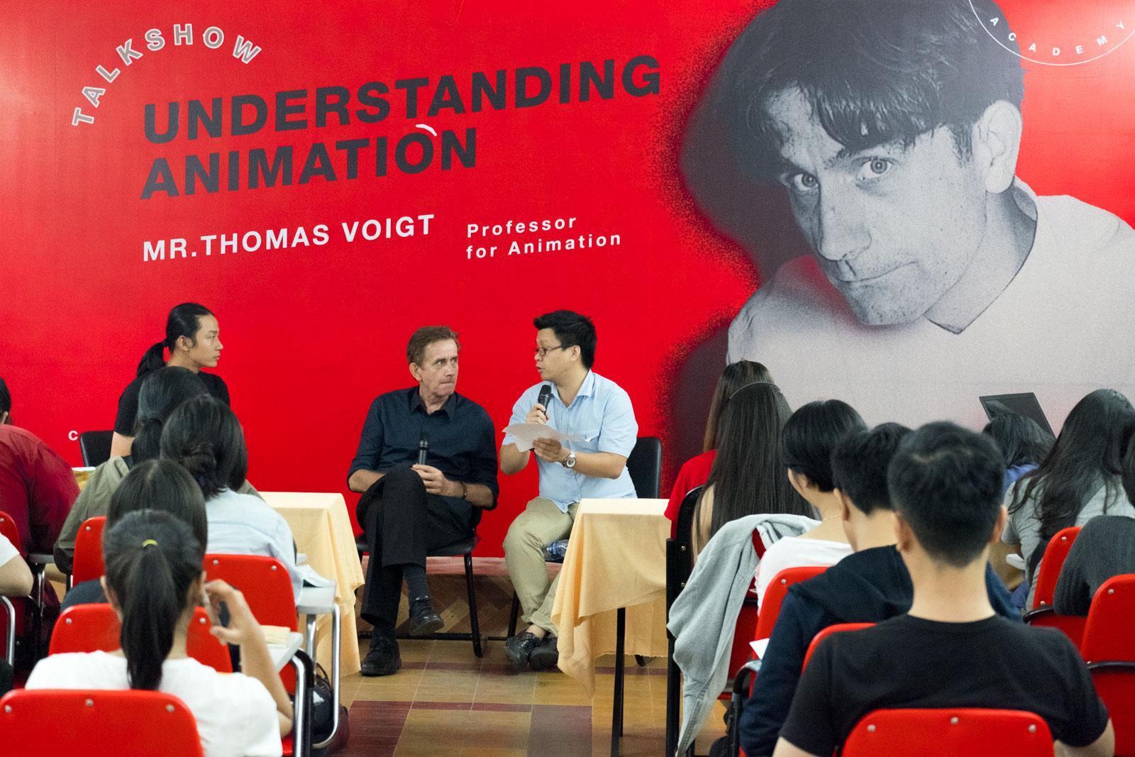 talkshow Understanding Animation