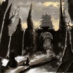 bài tập digital painting Nguyễn Đức Trung