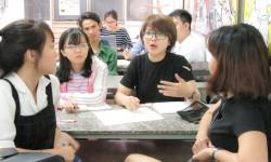 [Hình ảnh] Buổi Khai giảng Lớp học viết kịch bản khoá 03