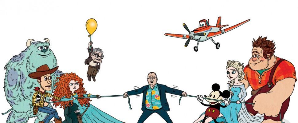 5 điều cần làm trước khi bắt tay làm phim hoạt hình
