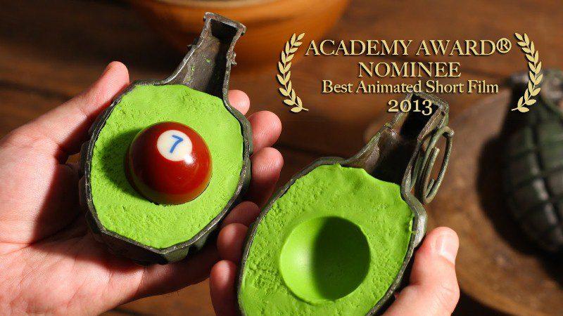 Fresh Guacamole – Bộ phim hoạt hình ngắn nhất được đề cử Oscar