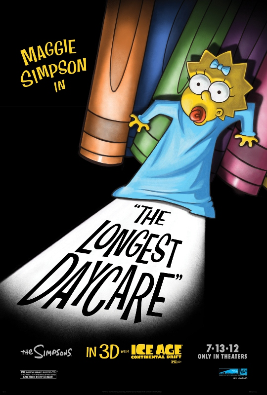 The_Simpsons_Longest_Daycare_poster