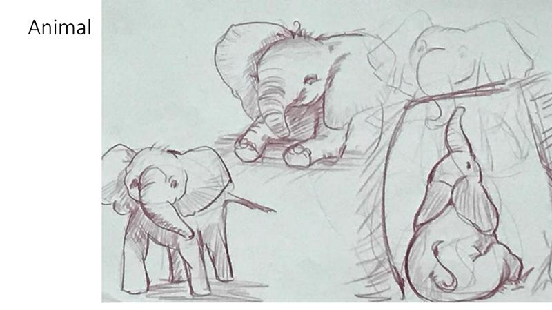 Bài tập Gesture Drawing Huỳnh Ngọc Minh Phương 6