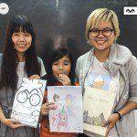 Bế giảng lớp vẽ truyện tranh Manga Comics nâng cao 6 111