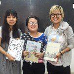 Bế giảng lớp vẽ truyện tranh Manga Comics nâng cao 6 121