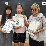 Bế giảng lớp vẽ truyện tranh Manga Comics nâng cao 6 131